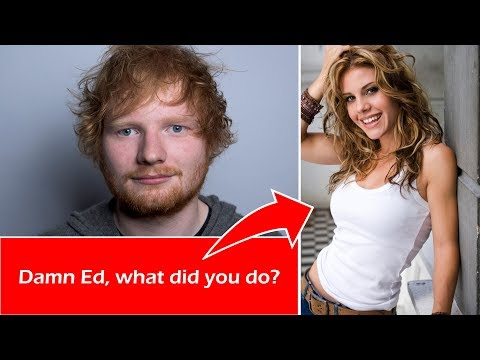 The Rest Of Our Life vs When I Found You (synced audio mix) - Ed Sheeran rips off Jasmine Rae!