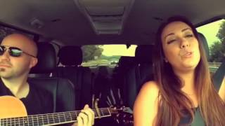 """""""All I Want To Do"""" by Sugarland - Cover by 3 West - (Van Sessions)"""