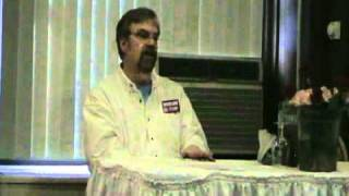 Ron Amitron discussing the Galactic Federation
