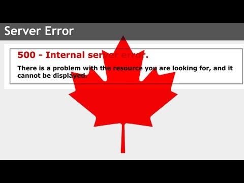 Fleeing Americans Crash Canada's Immigration Site