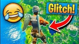 (GLITCH) FORTNITE OUT OF THE CREATATIVE MAP AND TO BE THE MAP