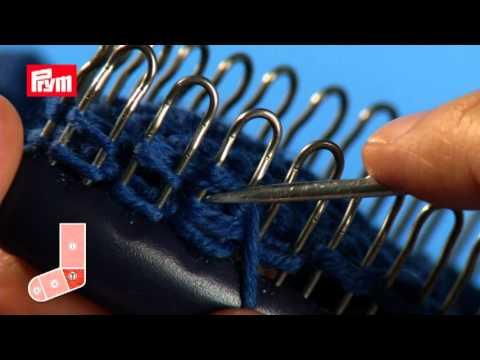 Tricotin n 5 comment terminer un projet au tricotin doovi - Comment terminer un tricotin ...