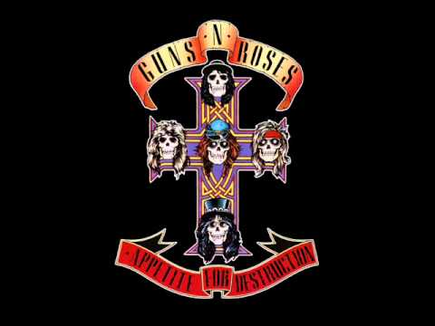 Guns N' Roses - Sweet Child O' Mine - Standard Tuning.wmv