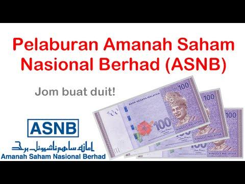 Pelaburan Amanah Saham Nasional Berhad (ASNB)
