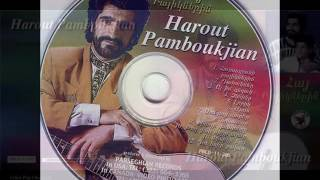 Harout Pamboukjian Dzknik Logh Tur Հարութ Փամբուկչյան Ձկնիկ լող տուր