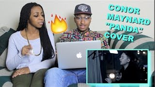 "Couple Reacts : ""PANDA"" Cover by Conor Maynard Reaction!!!"