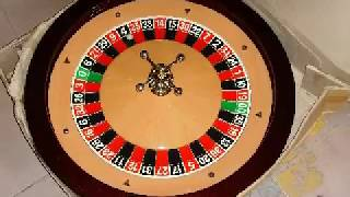 Rigged /Magic /Trick/ Loaded Roulette Wheel 32inch FOR SALE