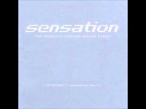Rank 1 - Live @ Sensation 2001 (Full set without cut)