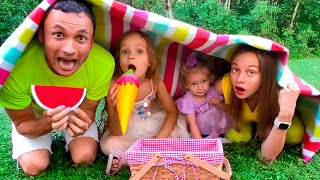 Kids Song about Left and Right by Maya and Mary + More Kids Songs