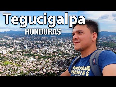 "Un día en TEGUCIGALPA ""La Capital de Honduras""    Joel Seoane 🇭🇳"