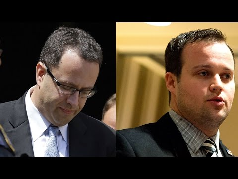 Jared Fogle Guilty of Child Sex + Josh Duggar Scandals Explored