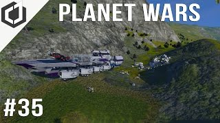 Space Engineers | Planet Wars | Ep 35 - Survival Wreckage