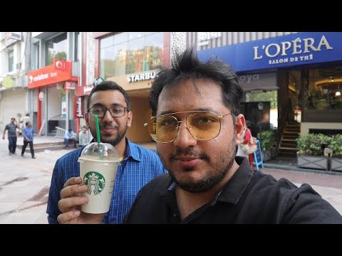 Rs 700 ki Cold Coffee at Starbucks | Most Expensive