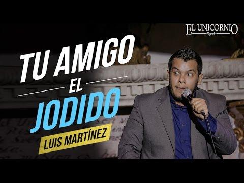 Los Jodidos / Chiste Luis Martínez /