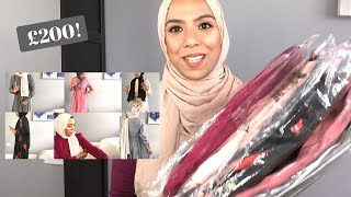 MODANISA MODEST FASHION AUTUMN HAUL | 2018