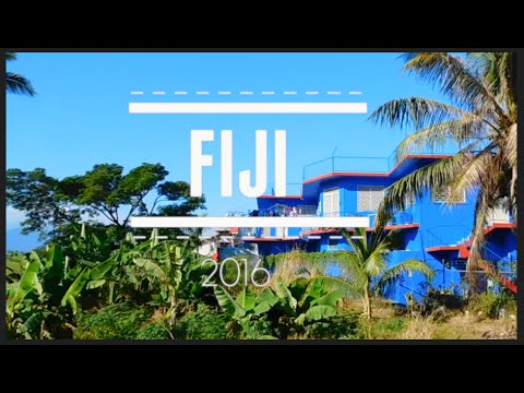 Fiji Travel Diary | 2016