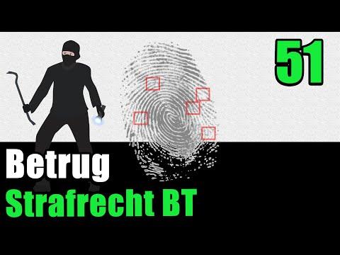 § 263 StGB - Der Betrug Teil 1 - Strafrecht BT 51
