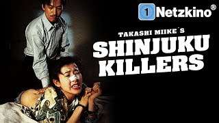 Shinjuku Killers (Actionfilme auf Deutsch anschauen in voller Länge, ganzer Actionfilm Deutsch)