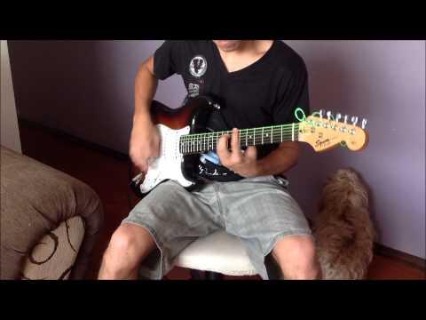 Good Charlotte - Broken Hearts Parade (Guitar Cover)