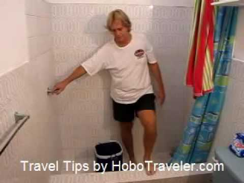 How to wash clothes by hand in your Hotel Room