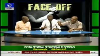 APC Insists PDP Rigged Delta Central Senatorial Bye-Election Pt.3