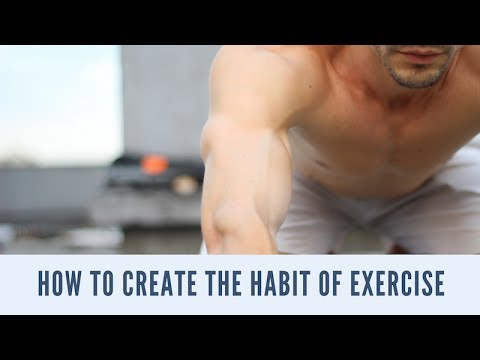 How to Start Working Out as a Beginner (The Habit of Exercise)