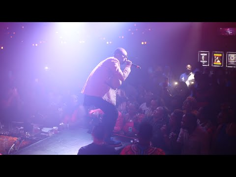 Eddy Kenzo Live Performance In Chicago @ The Afrodisiac Anniversary Concert