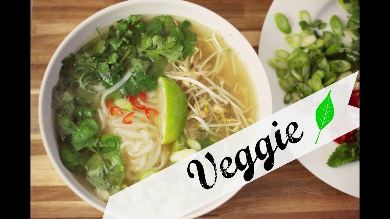 schnelle ph vietnamesische suppe yummy quickie youtube. Black Bedroom Furniture Sets. Home Design Ideas