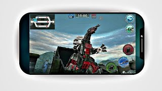 Moba Keren Parah!! Zoids Field Of Rebellion : Android