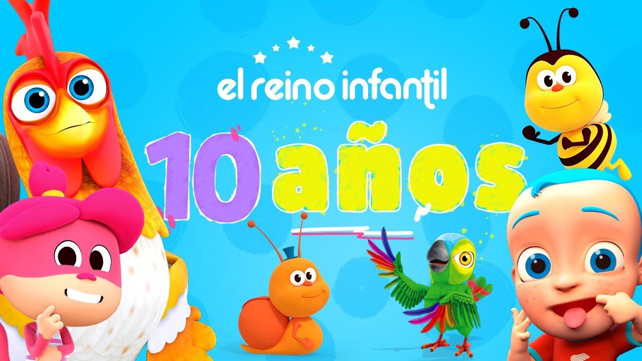 ¡El Reino Infantil cumple 10 años!