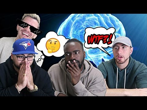 5 AMAZING BRAIN TRICKS TO USE ON YOUR FRIENDS!!