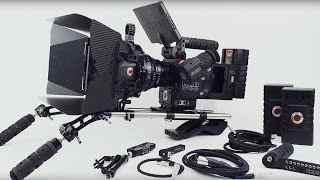 RED EPIC-W | RED Modularity in Stop Motion