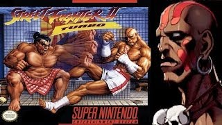 Street Fighter II Turbo - Hyper Fighting - Dhalsim (SNES)