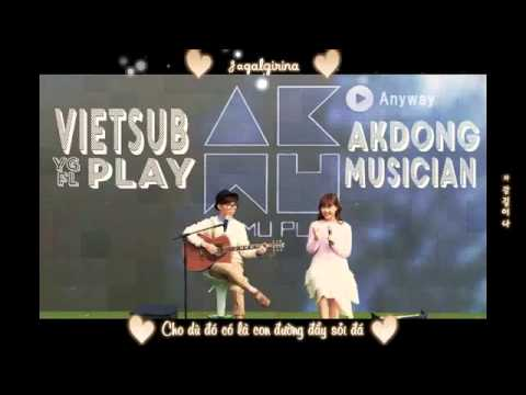 [Lyrics+Vietsub] Anyway - Akdong Musician