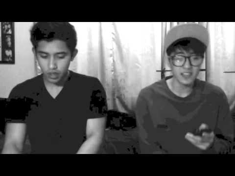 Catching Feelings - Justin Bieber Cover ft. Calvin Orosa