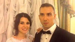Виктор и Алина. Свадьба 19 июня 2015. Ведущий Андрей Огнев