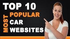 Best Car Websites - Top 10 List