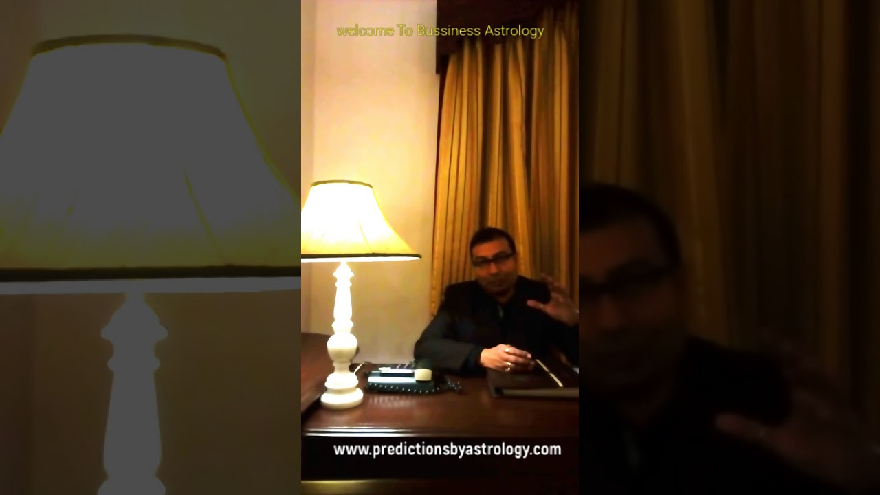 PREDICTION – M MAJUMDAR ASTROLOGY