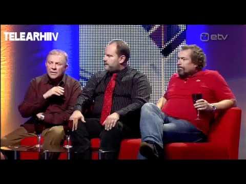 Teleshow Tippkohtumine - Eesti Televisioon - 06.11.2011