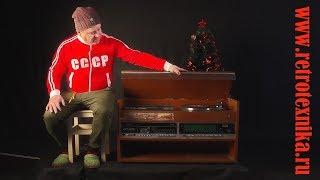Новогодний подарок музыкальный центр Виктория 002Д