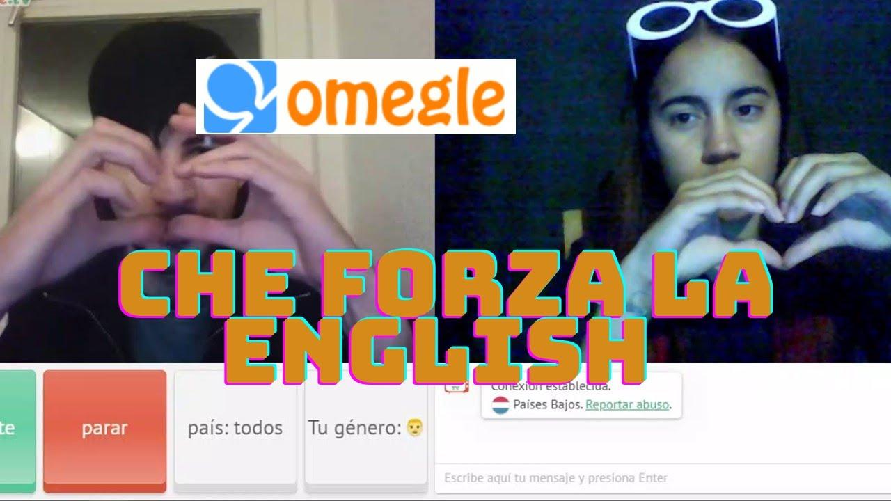 Download Paraguaya enamora Europeos en Omegle!   SNAAZ