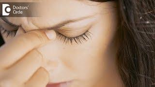 Headaches due to eye problems - Dr. Anupama Kumar