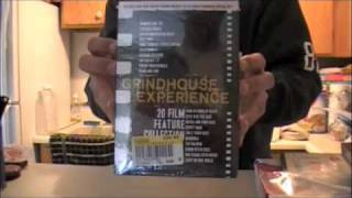 Unboxing - The Grindhouse Experience