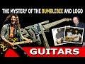 The Mystery of the Charvel Bumblebee and Eddie Van Halen Logo Guitars