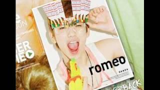 SHINee Romeo+Juliette by Onew Taemin Jonghyun Minho Key