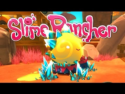 Slime Rancher New Update! - Quantum Slime and Phase Lemons! - Let's Play Slime Rancher Gameplay