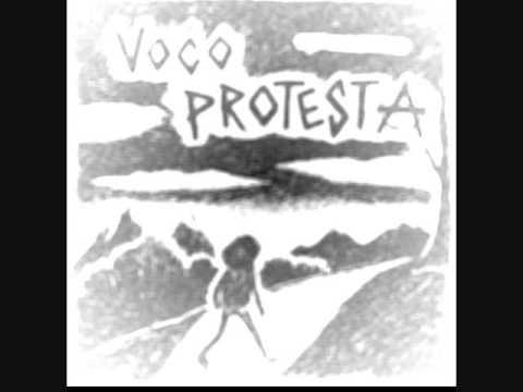 Voco Protesta - Scared