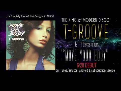 T-GROOVE / MOVE YOUR BODY (Japan Debut Trailer) Mp3