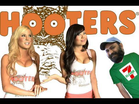 Excellent Questions: Hooters Girls & 7-11 Dudes