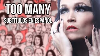 Too Many - Tarja Turunen - Lyrics + Subtitulos En Español